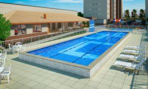 Foto de perspectiva do Vista do Limoeiro, da Morar Construtora, ilustra post sobre qualidade de vida ser prioridade em novo apartamento, do blog da Morar Construtora.