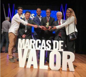 Morar Construtora conquista primeiro lugar do prêmio Marcas de Valor 2018