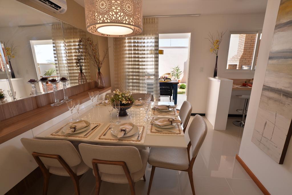 Sala de jantar - Aldeia Imperial Colatina (1)