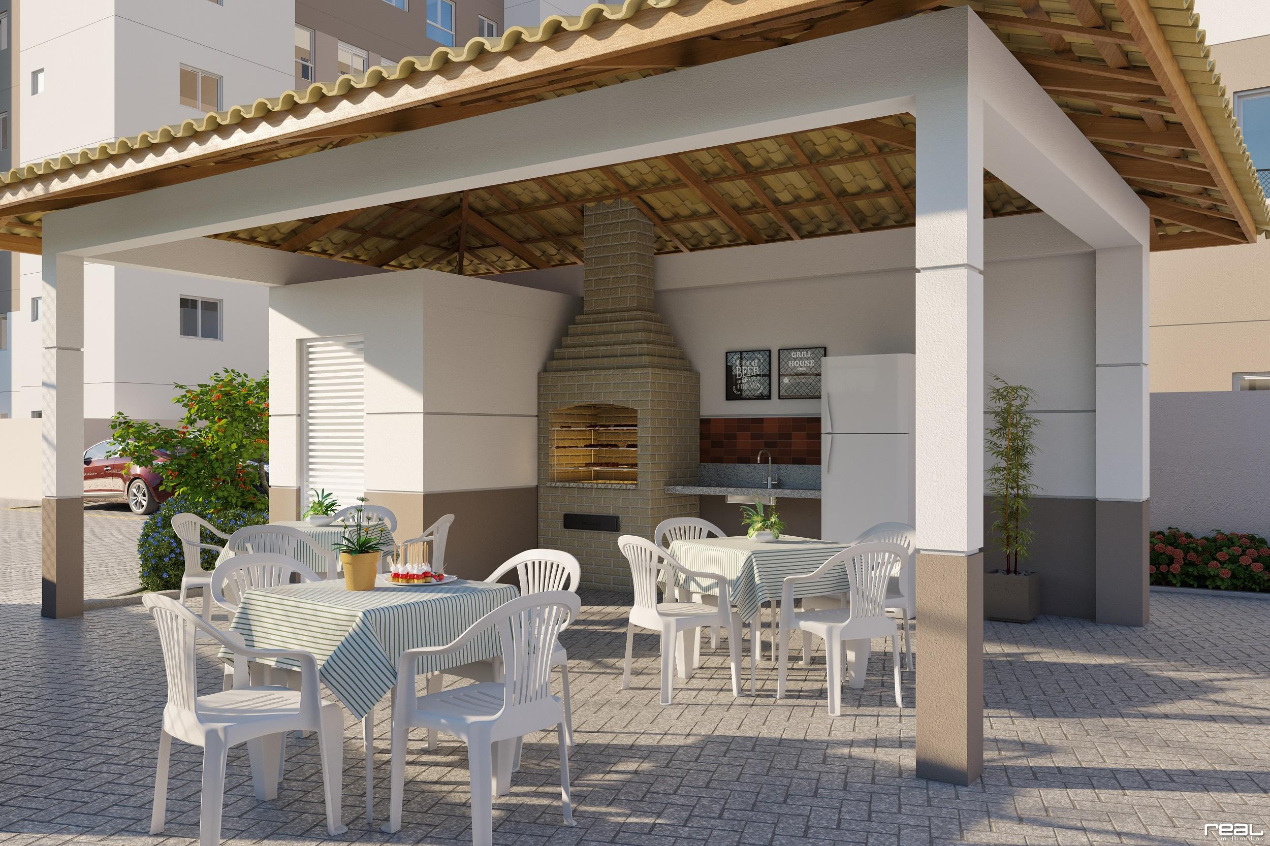 Vista de Vila Velha - Morar Construtora - Quiosque