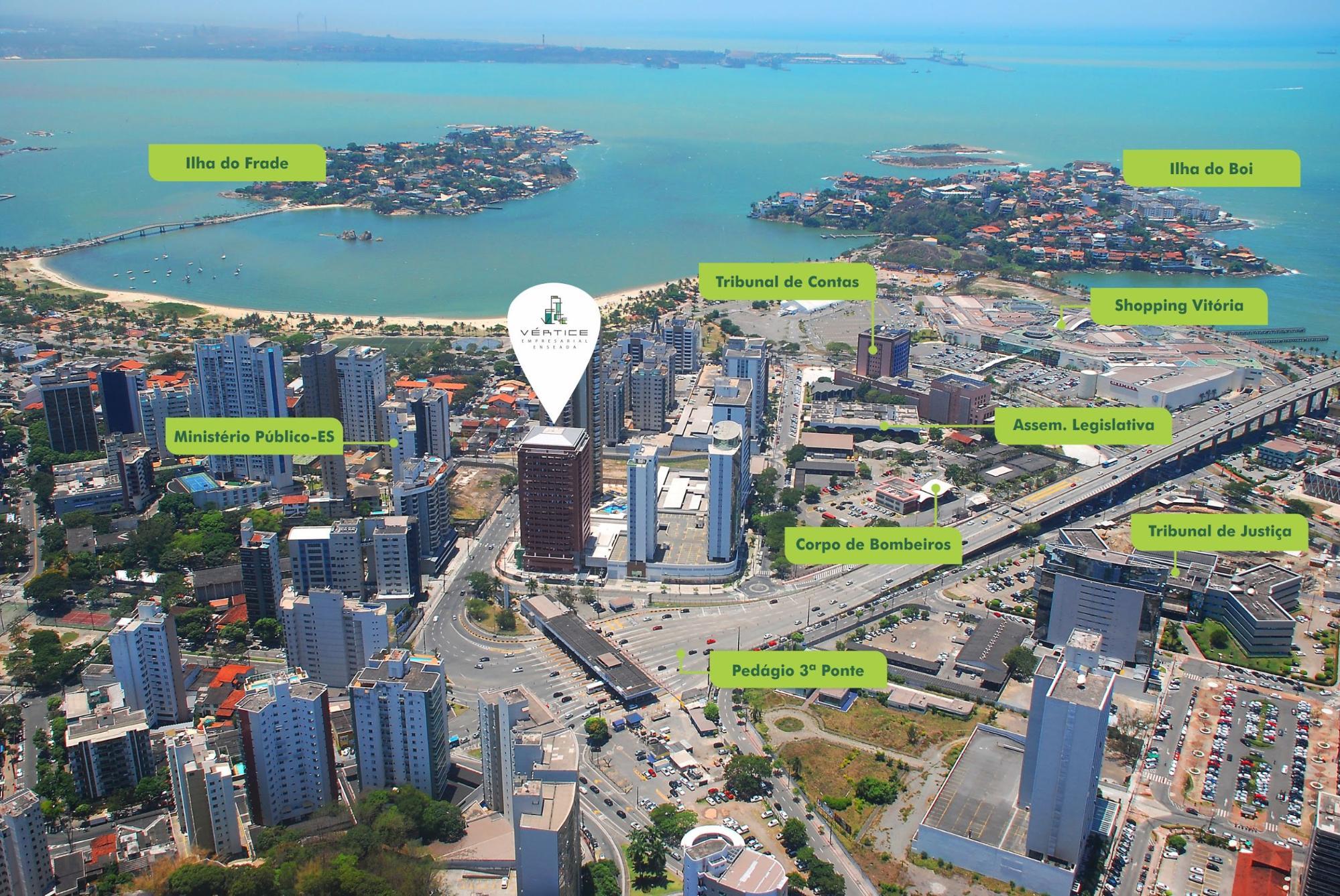Abrir uma empresa - Localização - Vértice Empresarial