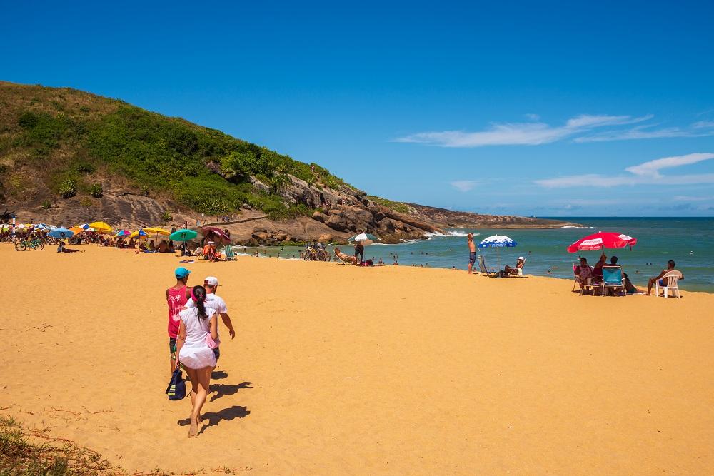 Praias de Vila Velha pra conhecer