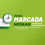 Hora Marcada Morar - atendimento presencial exclusivo