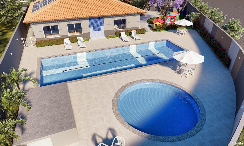 Apartamento em Porto Canoa